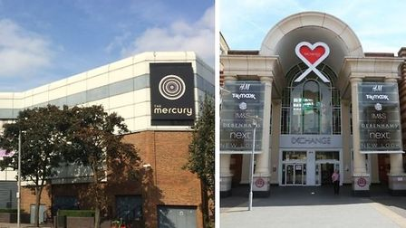 The roadshow will be at the Mercury Mall, Romford, on Friday, and the Exchange, Ilford, on Saturday.