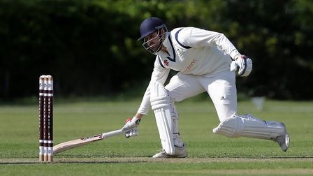 Wanstead & Snaresbrook captain Joe Ellis-Grewal (pic: Gavin Ellis/TGS Photo)