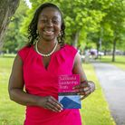 Wanstead author Lisa Leonce with her new book, Successful Leadership Traits. Picture: Ellie Hoskins.