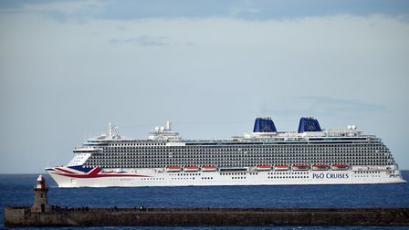 """A pair from Chigwell were arrested on suspicion of assault after a """"mass brawl"""" broke out on cruise"""