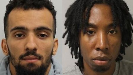 Braeden Henry and Sean Obazee have been found guilty of murder. Picture: Met Police