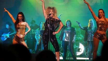 The Tina Turner experience will be the last show under the current management of the KMT, Picture: A