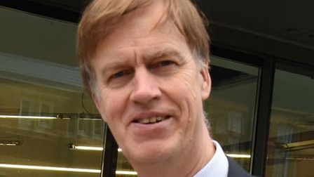 East Ham MP Stephen Timms wants renewable energy prioritised. Picture: KEN MEARS