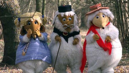 Scavenger Hunt: Michael Gove has a plan to turn us into Wombles. Photo by Adam Butler/PA/EDI