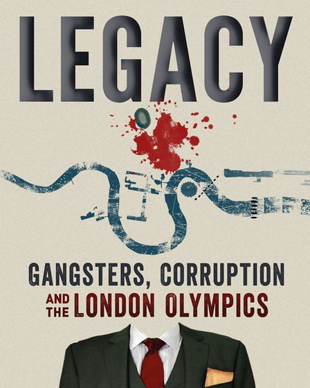 An incendiary new account of organised crime in the borough over the decades has been published toda