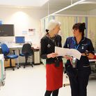 A fifth of cancer patients in Redbridge are only diagnosed after an emergency visit to hospital. Pic