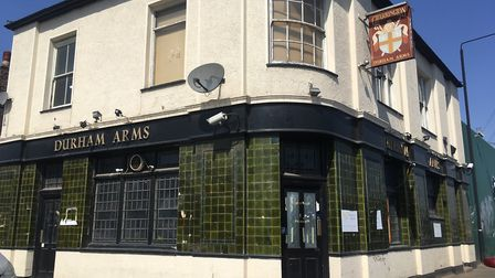 The escape room is tucked away in old pub The Durham Arms in Stephenson Street, Canning Town. Pictur