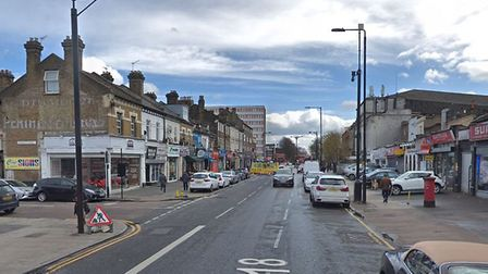 Romford Road, Forest Gate. Picture: Google Maps