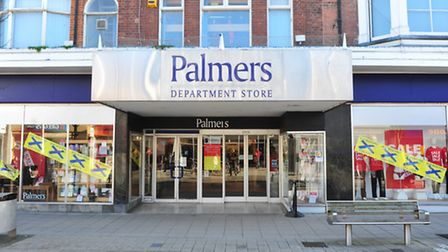 Lowestoft Palmers Store
