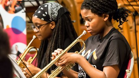 Newham Music Trust is home to musical groups of all kinds suitable for a range of different playing