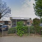 The Met's operations headquarters in Chadwell Heath. Picture: Google.