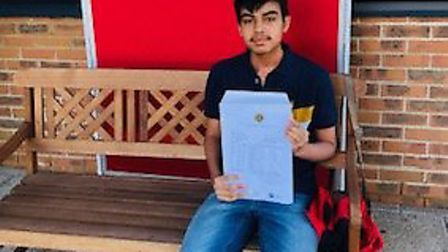 Senior prefect, Arnab Ghosh, achieved five grade 9s, four grade 8s, two grade 7s, a distinction in P