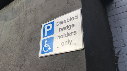 A man from Ilford has been banned from driving after pleading guilty to misusing a blue badge. Pictu