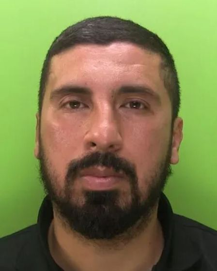 Police are appealing for help in tracing Halil Ates. Picture: Met Police