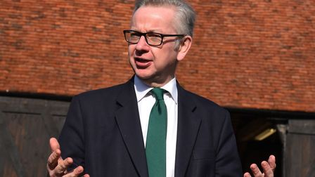 Michael Gove has attempted to downplay the Yellowhammer report as a 'worst case scenario' despite ci