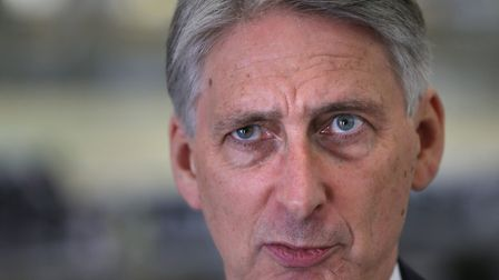 Chancellor Philip Hammond wants the UK to remain closely aligned to the EU Photo: PA / Brian Lawles