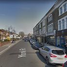 Four fire engines were called to a flat fire in Ilford yesterday (Wednesday, September 4). Picture: