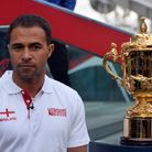 Rugby World Cup 2003 Winner Jason Robinson