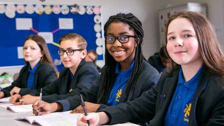 Children should attend the Open Evening on 24th September with parents, so they can also see the sch