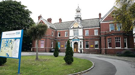 Goodmayes Hospital, where Nelft are based.