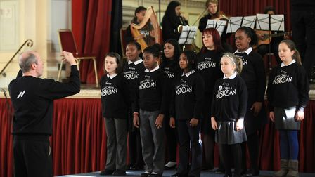 The new enrichment programme will focus on music and replace the Every Child scheme. Picture: Isabel