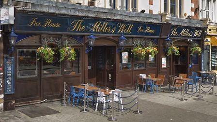 The Miller's Well on Barking Road, East Ham features in CAMRA's Good Beer Guide 2020: Picture: Googl