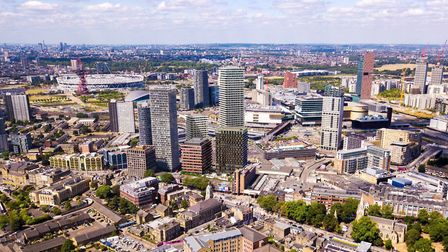 A proposal to redevelop part of the Stratford Centre site could see a total of 1,040 end user jobs a