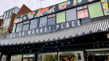 80-84 Market Place, formerly known as The Retailery, to be renamed and taken over by Romford based c