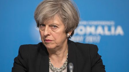 It's almost crunch time for Prime Minister Theresa May. Picture credit: Jack Hill - WPA Pool/Getty I