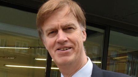 Stephen Timms, MP for East Ham. Picture: Ken Mears