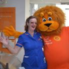 Saint Francis Hospice, Havering-atte-Bower, has been providing end-of-life care for 35 years. Pictur