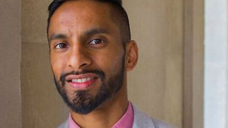 Bobby Seagull Picture: Lloyd Mann/University of Cambridge
