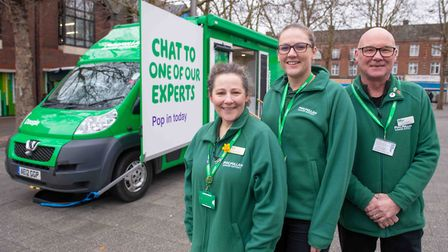 Macmillan cancer support experts will be at Barking Road's Rathbone Market to offer help between 9am