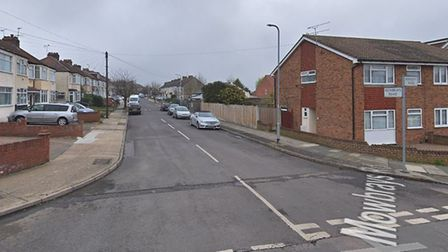 Mowbrays Road, Collier Row is named after Thomas Mowbray, Duke of Norfolk. Picture: Google