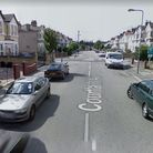 The shooting happened in Courtland Avenue, Ilford, on Saturday (September 28). Picture: Google