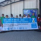 John Bramston Primary School has received re-accrediation of gold in the Unicef Rights Respecting Sc