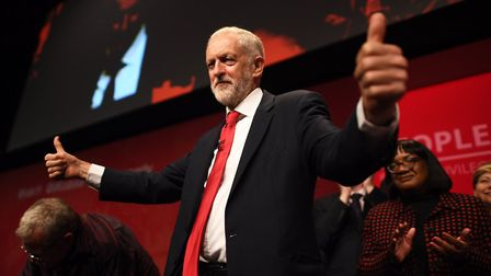 Labour leader Jeremy Corbyn is heading to Chingford and Woodford Green today to announce plans to sc