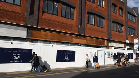 The Boots at 117 High Road,together with Poundland, are being made into one large Boots store. Pictu