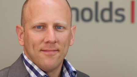 Craig Knights, partner at Norwich-based Arnolds Keys. Picture: SUPPLIED