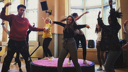 Youthquake is coming to Newham. Picture: Zest Theatre