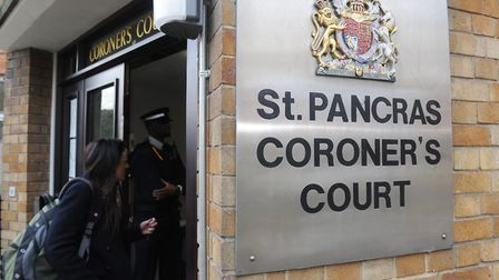 St Pancras and Poplar Coroner's Court. Picture: Anthony Devlin/PA
