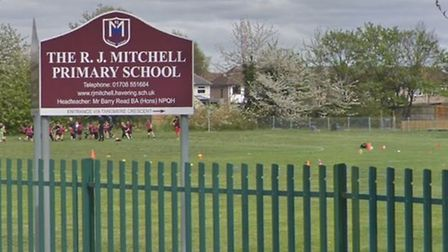 RJ Mitchell Primary School in Hornchurch. Picture: Google Maps