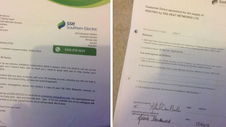 In January 2018 the mayor complained the contract was not valid. In was re-sent the same one-page do