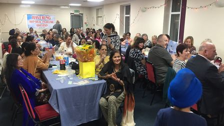 The Havering Asian Social and Welfare Association celebrated Diwali in Elm Park on Saturday, Novembe