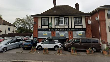 The Slater's Arms in London Road, Romford, could be converted into homes and a detached house also b