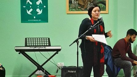 Newham's mayor Rokhsana Fiaz outlines what the council is doing to keep young people safe. Picture: