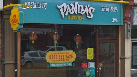 Chinese takeaway restaurant Panda's Kitchen in Forest Gate won the best halal award in Deliveroo's i