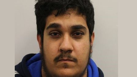 Mohammed Al-Ali was jailed 20 years. Picture: Met Police