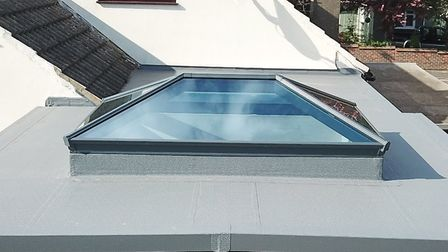 Roof lanterns and skylights from High-Tech Membrane Roofing are designed to be suitable all year aro