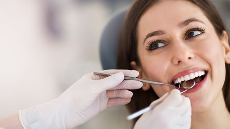 There are four types of invisible braces available at Perfect Smile Spa: Smilelign, Six Month Smiles